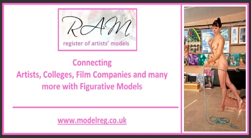 THE premier tool for figurative models - join and reap the benefits of extending your contacts and raising your profile.